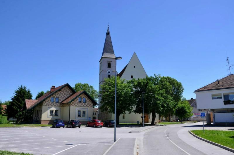 Apače cerkev - Slovenija