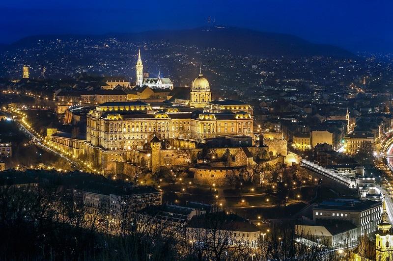 Budimpešta Madžarska