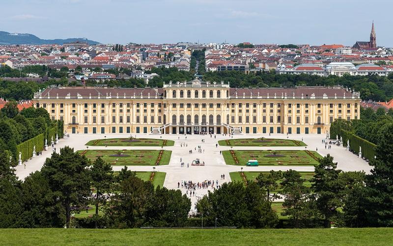 Dunaj Avstrija