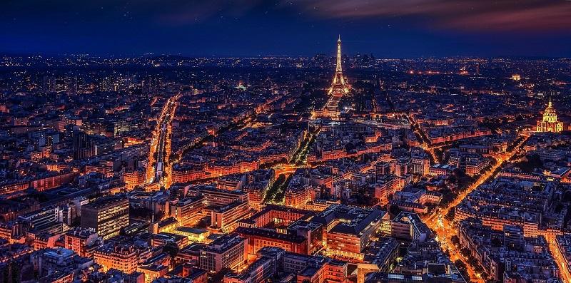 Eifflov stolp Pariz Francija