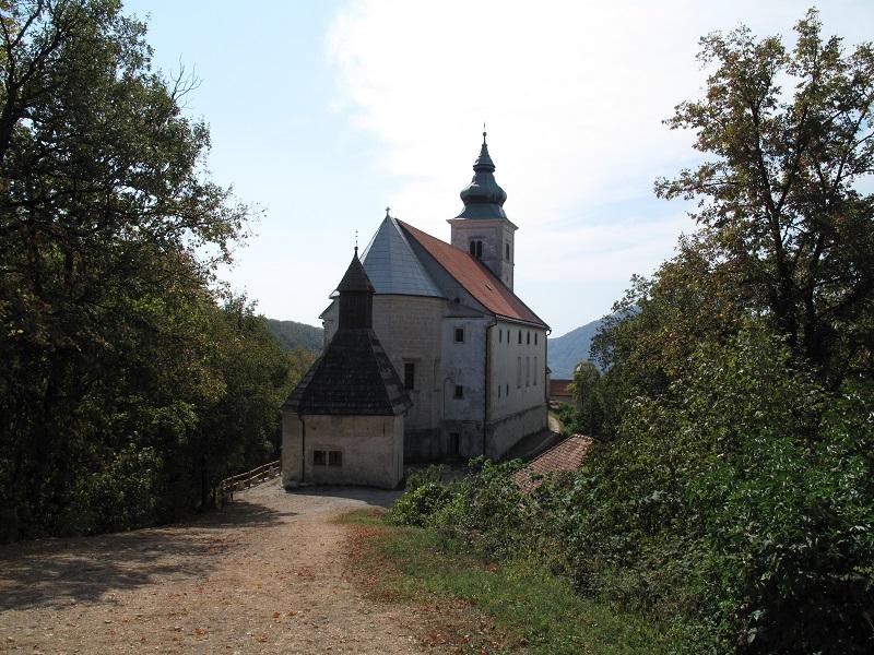 Kapelica Zagaj Bistrica ob Sotli