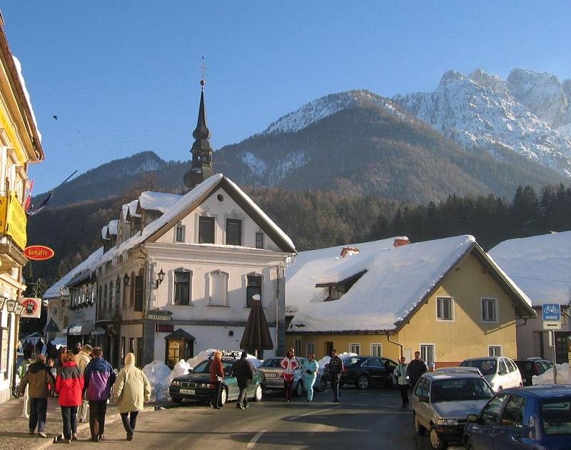 Kranjska gora Slovenija