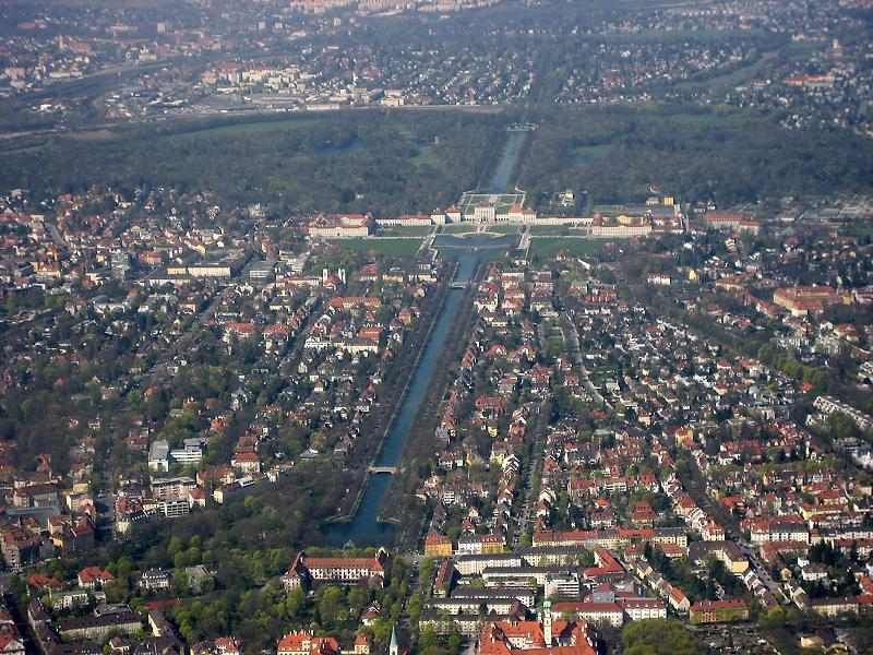 Munchen - Nymphenburg - Nemčija