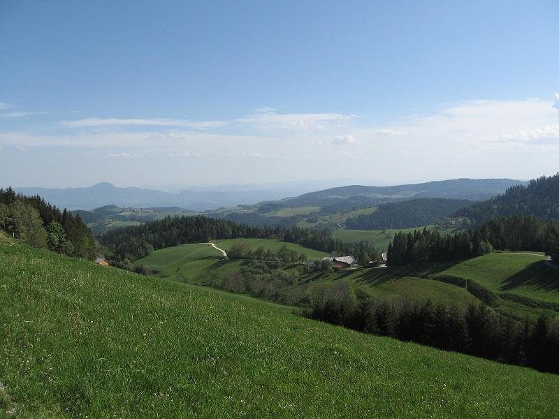 Pohorje Slovenija