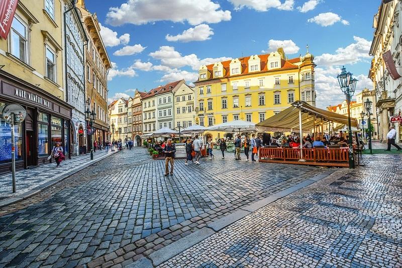 Praga Češka