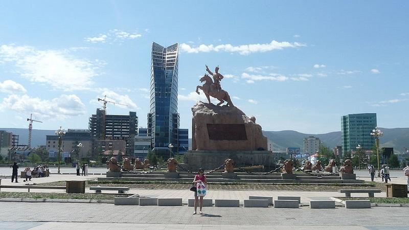 Ulan Baatar - Mongolija